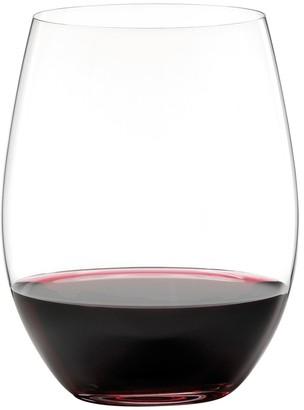 Riedel O Cabernet Sauvignon/Merlot Wine Tumblers X 2