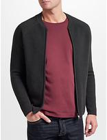 J.lindeberg Trust Zip Jacket, Anthracite