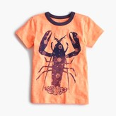 J.Crew Boys' bandana-print lobster T-shirt