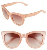 Smith Optics Women's 'Sidney' 52Mm Sunglasses - Blush/ Sienna Gradient