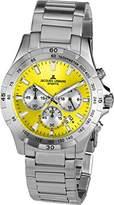 Jacques Lemans Men's 1-1670J Montreal Sport Analog Chronograph Watch