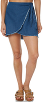 Billabong Puerto Rico Skirt Blue
