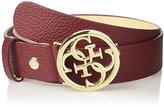 GUESS Women's Shailene Adjustable Belt,M