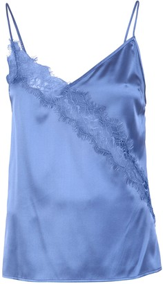 Pinko Lace Panelled Cami
