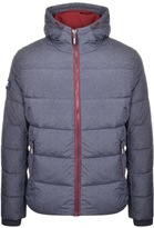 Superdry Sport Puffer Jacket Navy