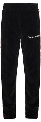 Palm Angels Contrast Stripe Track Pants