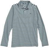 Vineyard Vines Boy's Stripe Long Sleeve Polo