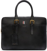 Thom Browne Black Business Day Briefcase