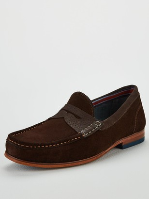 Ted Baker Xapon Suede Loafer