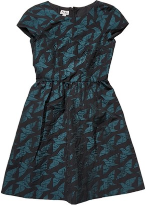 ALICE by Temperley Green Cotton Dress for Women
