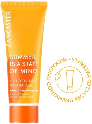 Lancaster Golden Tan Maximizer After Sun Lotion (75Ml)