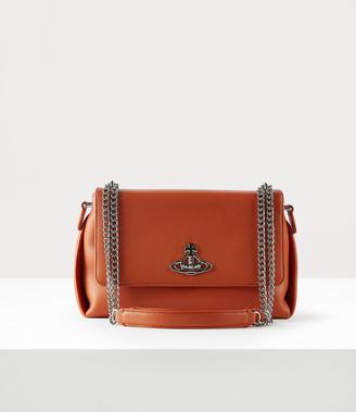Vivienne Westwood Windsor Crossbody Orange