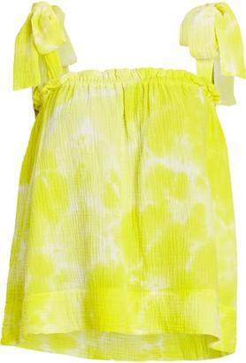 HONORINE Goldie Tie-Dye Tank Top