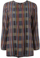 Steffen Schraut 'French Check' blouse - women - Silk - 36
