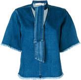 See by Chloe denim blouse