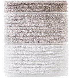 """SKL Home Planet Ombre Bath Towel, Taupe, 28"""" x 54"""""""