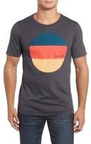 Hurley Men's Circular Block Graphic T-Shirt
