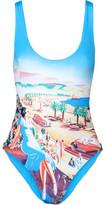 Orlebar Brown Almada Traveller Printed Swimsuit