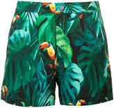 Onia Calder tropical trunks - men - Polyester - 30