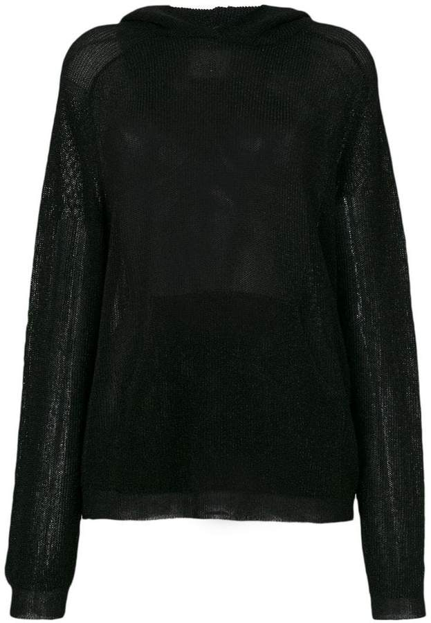Laneus hooded sweater