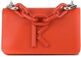 Kenzo Kandy logo plaque crossbody bag