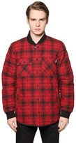 Carhartt Padded Cotton Oxford Flannel Jacket