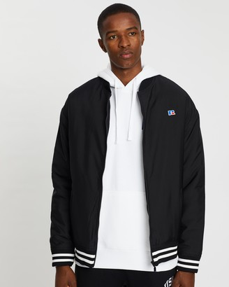 Russell Athletic Eagle R Bomber Jacket
