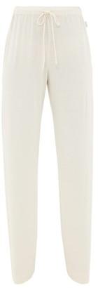 MAX MARA LEISURE Dolce Track Pants - Womens - Cream