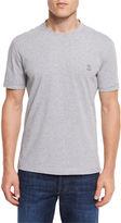 Brunello Cucinelli Cotton Spa T-Shirt with Logo