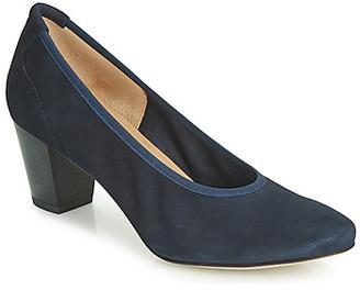 Perlato 10362-CAM-RIVER women's Heels in Blue