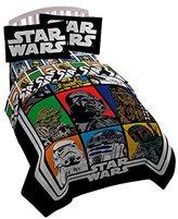 Star Wars Full 4 Piece Sheet Set in Classic Design