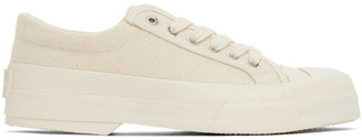Good News Off-White Sunn Low Sneakers