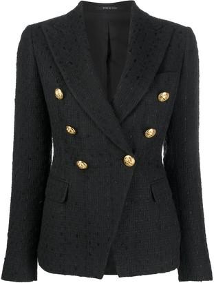 Tagliatore Jalycia double-breasted blazer