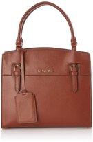Kesslord Women's Solene Top-Handle Bag Brown