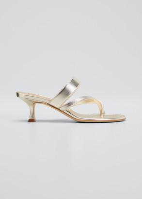 Manolo Blahnik Susa Slide Sandals