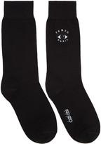 Kenzo Black Eye Socks