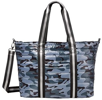 Think Royln Wingman Bag (Tribeco Grey Camo) Handbags