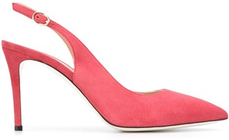 Pollini Slingback High Heel Pumps