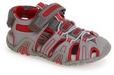 Geox Toddler Boy's 'Jr Kraze 30' Sandal