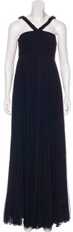 Derek Lam Silk Evening Dress