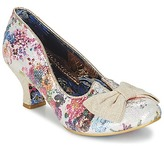 Irregular Choice DAZZLE RAZZLE White