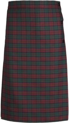 Unbranded Redmaids' High School Girls' Skirt, Tartan