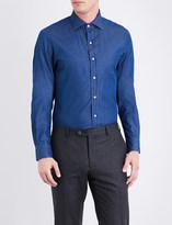 Ralph Lauren Purple Label Regular-fit chambray shirt