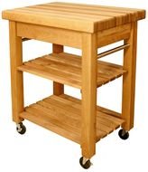 Catskill Craft Mini French Country Kitchen Cart