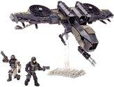Mega Bloks Call of Duty Wraith Attack Vehicle Building Kit