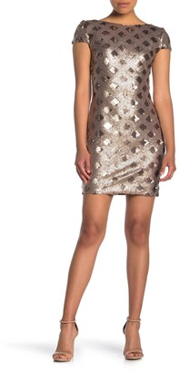 Dress the Population Celia Sequin Mini Dress