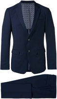 Z Zegna two piece suit - men - Cupro/Mohair/Virgin Wool - 50