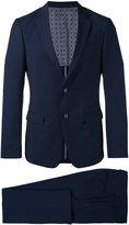 Z Zegna two piece suit - men - Cupro/Mohair/Virgin Wool - 56