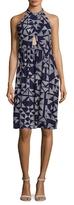 Splendid Printed Knee Length Dress