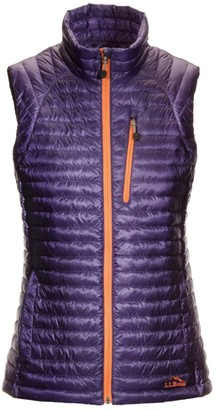 L.L. Bean Women's Ultralight 850 Down Sweater Vest
